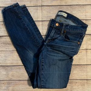 """Made well • 8"""" Skinnies Size 26 Jean"""